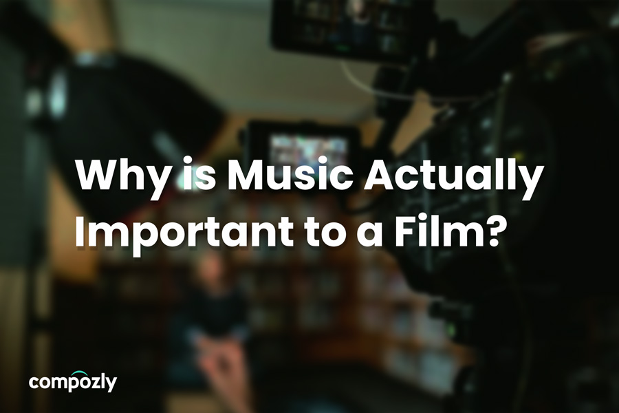 Why Is Music ACTUALLY Important To A Film?
