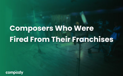 Composers Who Were Fired From Their Franchises (AND SUED!)